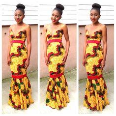 #africaninspired #summer #africanprint