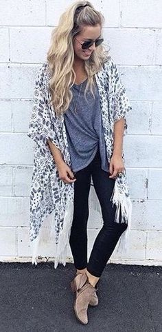 Cute Spring Boho Fashion Ideas