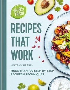 Buy HelloFresh Recipes that Work by Patrick Drake from Waterstones today! Click and Collect from your local Waterstones or get FREE UK delivery on orders over £20.
