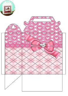 Diy Gift Box, Paper Gift Box, Diy Box, Paper Gifts, Paper Box Template, Box Templates, Envelope Box, Printable Box, Pretty Box