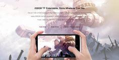 Bluboo Mini 4.5 inch Android 6.0 MTK6580 Quad Core 1.3GHz 1GB RAM + 8GB ROM GPS Proximity Sensor Dual Cameras Smartphone Black - Tmart