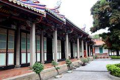 Confucius Temple facade
