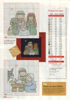 Gallery.ru / Фото #14 - Cute Cross Stitch №3 Christmas 2013 - WhiteAngel