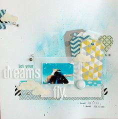 Kaisa värkkää Dreaming Of You, Scrapbooking, Let It Be, Scrapbooks, Memory Books, Scrapbook, Notebooks
