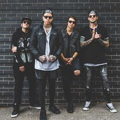 Attila Attila Band, Emo, Bullet For My Valentine, Music Is My Escape, Love Band, Rap God, Song Artists, Warped Tour, My Muse