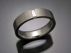 mens custom white gold platinum wedding rings mona lisa jewelers