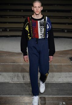 Nostalgia with modern energy tomorrow's streetwear with