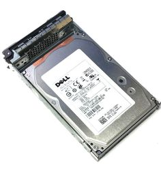 "DELL OX150K 300GB SAS 3.5"" 15K 6Gbps HARD DRIVE w/ DELL Tray"