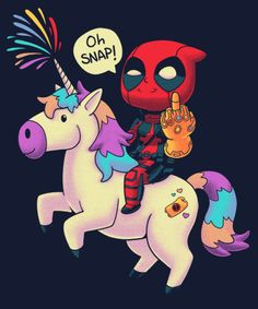 marvel deadpool Design of beautiful fan art of Dea - marvel Cute Deadpool, Deadpool Unicorn, Deadpool Art, Deadpool And Spiderman, Deadpool Kawaii, Deadpool Chibi, Deadpool Quotes, Deadpool Costume, Deadpool Movie
