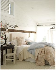 Love the multiple blanket look... can I pull it off or will it just look like a mess...hm?