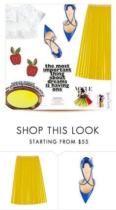 """""""Disney's Snow White and the Seven Dwarfs"""" by alessandra-mv ❤ liked on Polyvore featuring Christian Louboutin, Kershaw, Iradj Moini, women's clothing, women's fashion, women, female, woman, misses and juniors"""