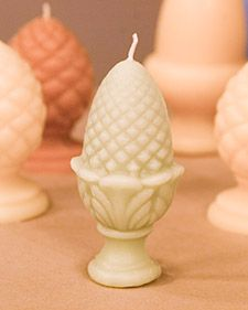 Candle Molds and Beeswax Candles. Get instructions @ http://www.marthastewart.com/269115/candle-molds-and-beeswax-candles    I watched this video! Love love love