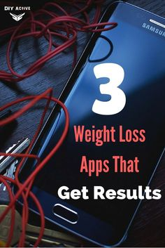 3 Weight Loss Apps to Help You Track Your Results via @DIYActiveHQ