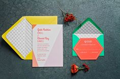 Wedding invites modern mid century 56 ideas for 2019 Mod Wedding, Wedding Paper, Wedding Blog, Wedding Cards, Wedding Ideas, Wedding Programs, Spring Wedding Invitations, Wedding Invitation Design, Wedding Stationary