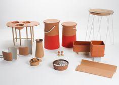 La Federazione Italiana del Design es un grupo de diseñadores que colaboran con artesanos para crear objetos de uso diario, en este caso, los 10 diseñadores crearon una serie de objetos fabricados con barro, un material que tiene una conexión muy profunda con la cultura italiana.