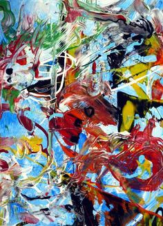 """Saatchi Art Artist Igor Eugen Prokop; Painting, """"OLD DIARY 86"""" #art"""