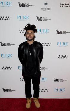 Abel Tesfaye aka The Weeknd