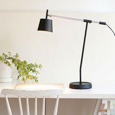 Mic Desk Lamp - Black by Calabaz