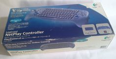 Logicool NetPlay Controller ( Japan / Used ) http://www.japanstuff.biz/ CLICK THE FOLLOWING LINK TO BUY IT ( IF STILL AVAILABLE ) http://www.delcampe.net/page/item/id,346046657,language,E.html
