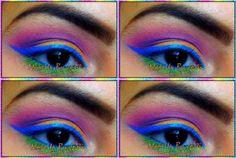 Mad Hatter makeup idea