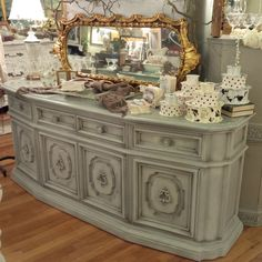 Gorgeous Shabby Chic Server/Buffet!