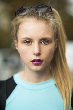 lavendar lipstick