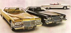 1973 Cadillac family