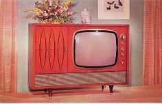 """Sparton 3-way """"Imperial"""" television postcard"""