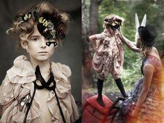 Babiekins Magazine| Fashionkins// Forest Whispers