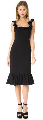 Shop Now - >  https://api.shopstyle.com/action/apiVisitRetailer?id=660579873&pid=uid6996-25233114-59 Cinq a Sept Opalina Dress  ...