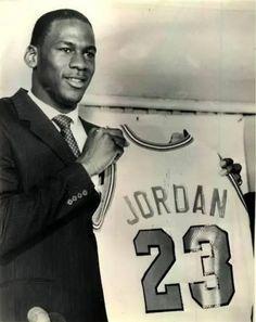 Michael Jordan (1984)
