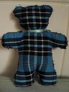 DIY: Teddy Bear | LUUUX