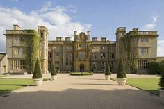 The magnificent Grade II Listed Eynsham Hall in Oxfordshire