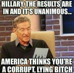 Fact....78% do not trust Hillary Clinton. But why the Hell are people voting for her? WAKE UP AMERICA.