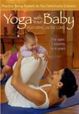 Getting this! Can't wait to do yoga with baby Jack. If he is anything like his Mama he will LOVE it!