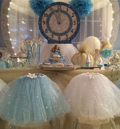 Cinderella Party ideas from My Princess Party to Go. Did you see our new Cinderella Party to Go Box? www.myprincesspar... #cinderallapartyideas
