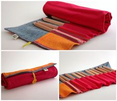 Pencil roll giveaway