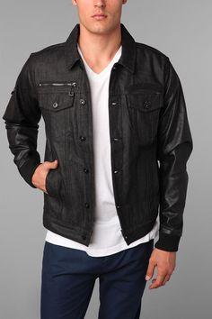 Black Apple Myrtle Jacket  #UrbanOutfitters