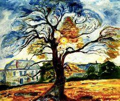 Munch, Quercia