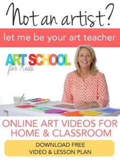 Art Made Easy #004: The Secret to a Joy-Filled Art Room & How To Teach Collaborative Projects | Deep Space Sparkle