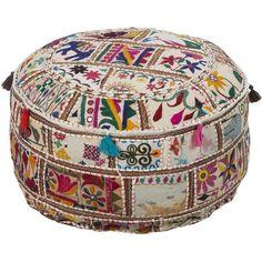 Carpenter Ottoman
