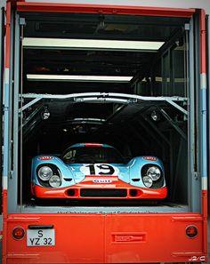 Porsche 917. Le mans classic 2014