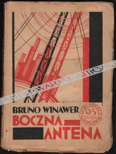 Bruno Winawer died 74 years ago on April 11, 1944. He was a physicist, a writer and finally a known, also radio, popularizer of the achievements of science and technology. https://www.atticus.pl/?pag=poz&id=89392 https://www.atticus.pl/?pag=poz&id=64903 https://www.atticus.pl/?pag=poz&id=72536 https://www.atticus.pl/?pag=poz&id=92073 https://www.atticus.pl/?pag=poz&id=25963 https://www.atticus.pl/?pag=poz&id=98605 https://www.atticus.pl/?katalog=p45p #writer #SF #poland #theatre