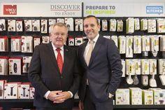 Bernd Schneider draagt International Innovation Company B.V. over aan zoon