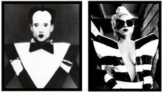 Lady GaGa says she is influenced by Klaus Nomi, and his use of theatre as art. Kurt Cobain, Lady Gaga, Sunglasses, Theatre, Art, Style, Fashion, Art Background, Swag