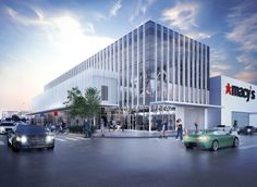 Construction Begins On Three-Story Marshalls Off Lincoln Road