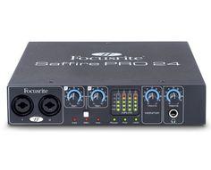 Focusrite Saffire Pro 24 Firewire Audio Interface