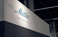 Amann-Group Mettler - Messestand, Konzept, Gestaltung, Umsetzung