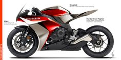Power Sports by Jonathan Russell, via Behance