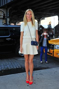Guess which bag we predict Gwyneth Paltrow will be carrying come spring?